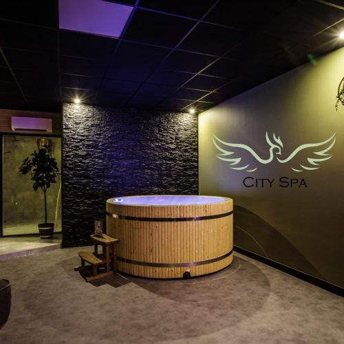 Saunaruimte in Eindhoven